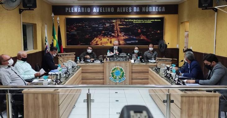 Sessão Ordinária 23 de Setembro de 2021